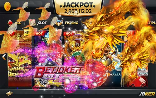 Game Ikan Dan Game Slot Online