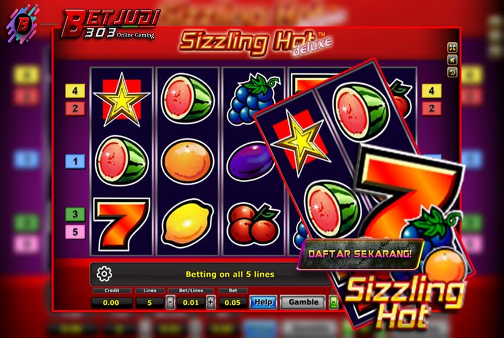 Joker Gaming Sizzling Hot Win Rate Tertinggi
